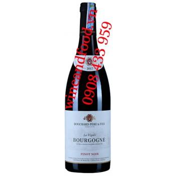 Rượu vang Bouchard Père & Fils Pinot Noir Bourgogne 750ml