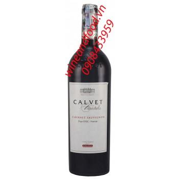 Rượu vang Calvet Varietals