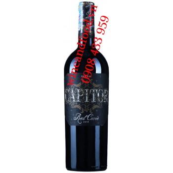 Rượu vang Capitor Red Cuveé 750ml