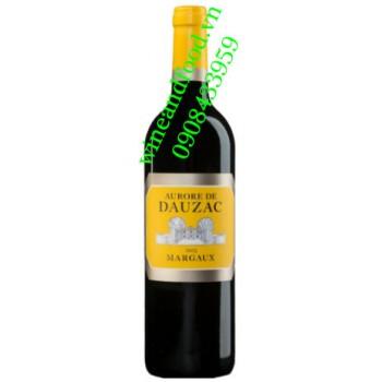 Rượu vang chateau Dauzac 2013