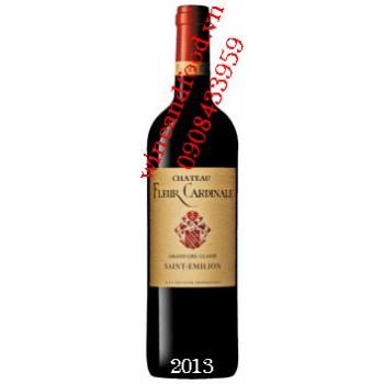 Rượu vang chateau Fleur Cardinale 3000ml 2013