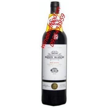 Rượu vang Chateau Maison Blanche Cru Bourgeois Medoc