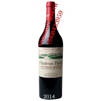 Rượu vang chateau Pavie Saint Emilion 2014