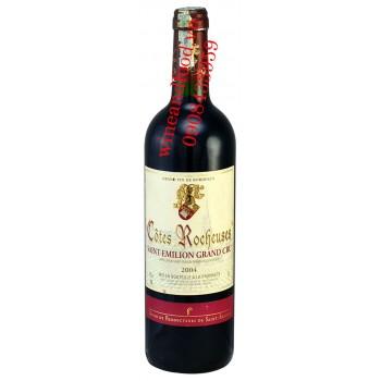Rượu vang Cotes Rocheuses Saint Emilion Grand Cru