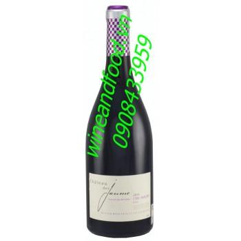 Rượu vang Cru Maury chateau des Jaume