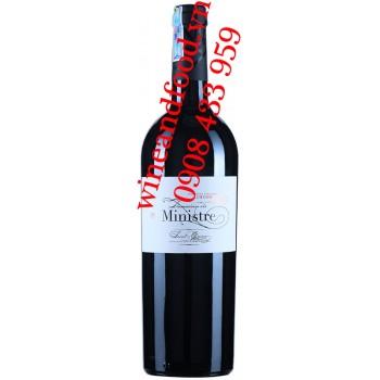 Rượu vang Domaine Du Ministre Domaines Francois Lurton