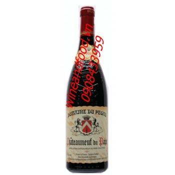 Rượu vang Domaine Du Pegau Chateauneuf Du Pape