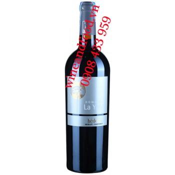 Rượu vang Domaine La Yole Hédeia Merlot Cabernet