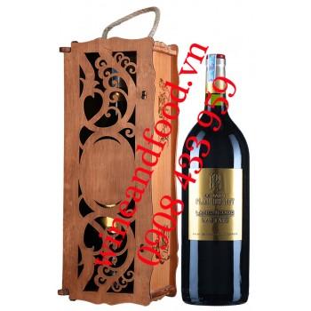 Rượu vang Domaine Plan Du Roy Languedoc La Clape 150cl
