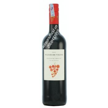 Rượu vang Fleur de Vigne