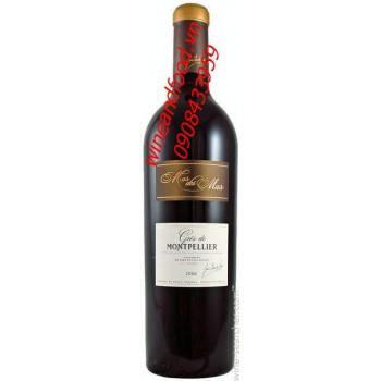 Rượu vang Gres de Montpellier