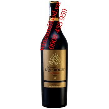 Rượu vang Hommage à Roger Bouey Medoc 750ml