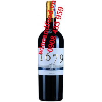 Rượu vang I679 Corbieres Reserve