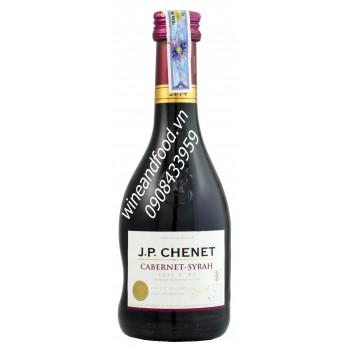 Rượu vang J.P Chenet Cabernet Syrah 187ml