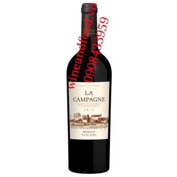 Rượu vang La Campagne Cabernet Sauvignon 750ml