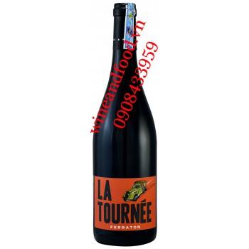 Rượu vang La Tournee Ferraton 750ml