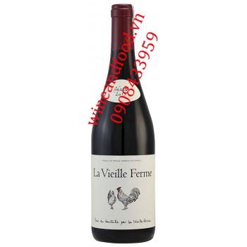 Rượu vang La Vieille Ferme 750ml