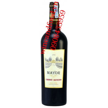Rượu vang Mayor Cabernet Sauvignon 750ml