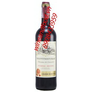 Rượu vang Montmeyrac 750ml