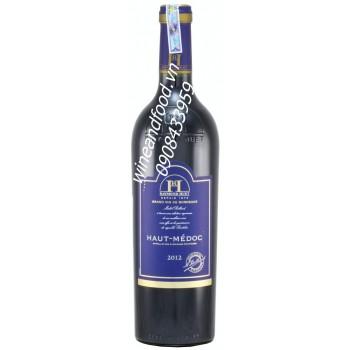 Rượu vang RayMond Huet