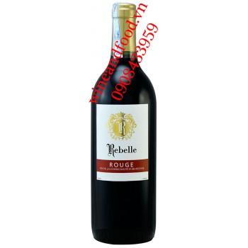 Rượu vang Rebelle Rouge 750ml