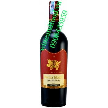 Rượu vang Roche Mazet Minervois Limited Edition 750ml