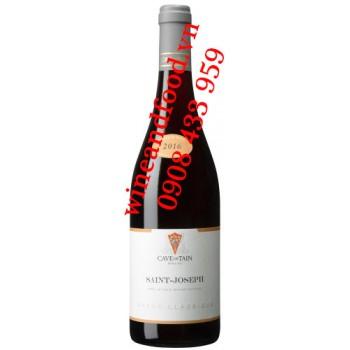 Rượu vang Saint Joseph Grand Classique Syrah 750ml