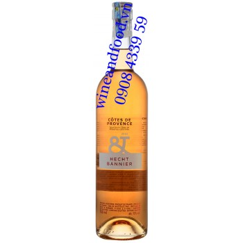 Rượu vang Hồng Hecht Bannier Côte de Provence 750ml
