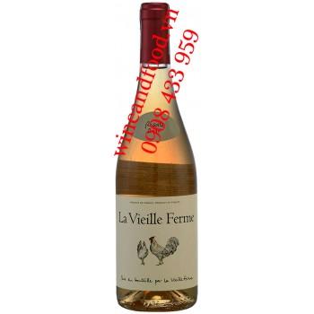 Rượu vang Hồng La Vieille Ferme 750ml