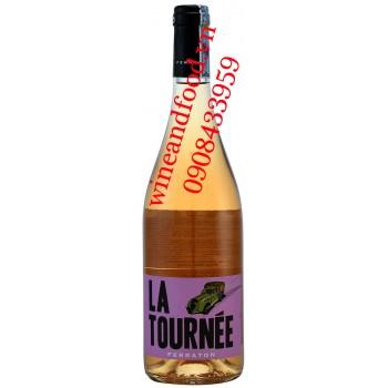 Rượu vang La Tournée Ferraton hồng 750ml