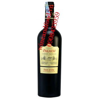 Rượu vang Palaise Cabernet Sauvignon Pays D'OC 750ml