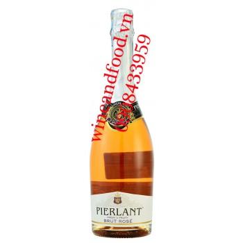 Rượu vang Pierlant Brut Rose 750ml