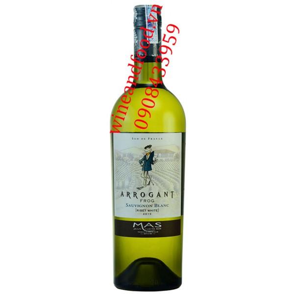 Rượu vang Arrogant Frog Sauvignon Blanc