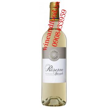 Rượu vang Baron de Rothschild Reserve Speciale trắng 750ml