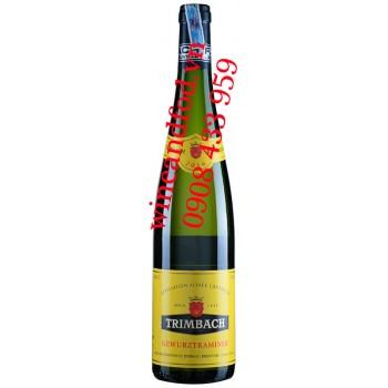 Rượu vang Gewurztraminer Trimbach Alsace 750ml