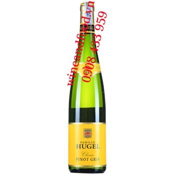 Rượu vang Pinot Gris Classic Famille Hugel HVH 750ml