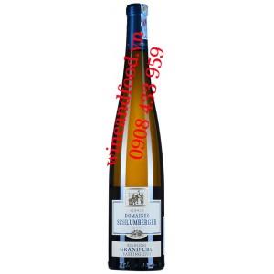 Rượu vang Riesling Grand Cru Alsace Domaines Schlumberger
