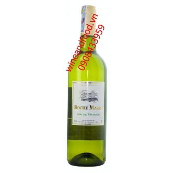 Rượu vang Roche Mazet trắng 750ml