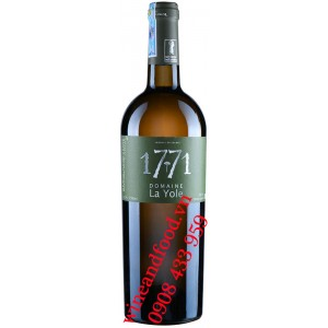 Rượu vang trắng 1771 Domaine La Yole 750ml