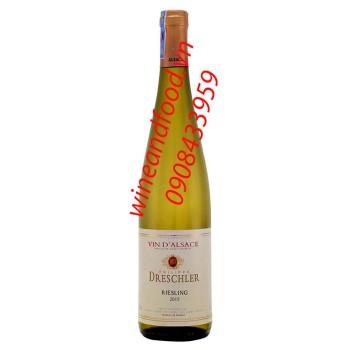 Rượu vang trắng D'alsace Riesling