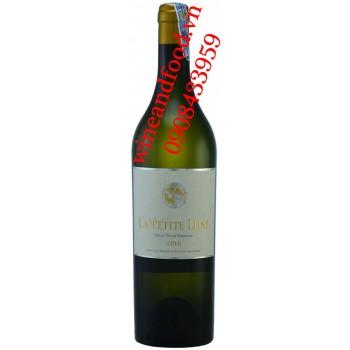 Rượu vang trắng La Petite Lune Bordeaux 750ml