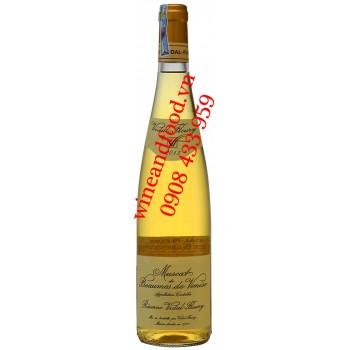 Rượu vang trắng ngọt Vidal Fleury Muscat Reserve 750ml