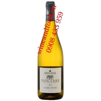 Rượu vang trắng Saccerre Joseph Mellot La Graveliere