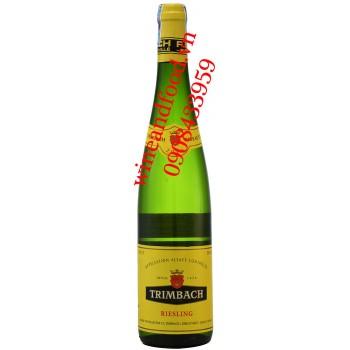 Rượu vang trắng Trimbach Riesling Alsace 750ml