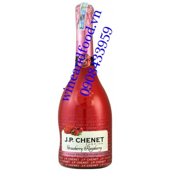 Rượu vang J.P Chenet dâu phúc bồn tử Strawberry Raspberry