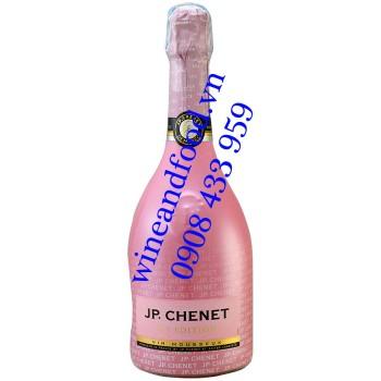 Rượu vang JP Chenet Ice Edition Demi Sec hồng 750ml