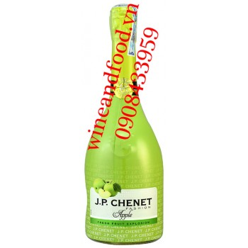 Rượu vang J.P Chenet táo apple 750ml