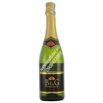 Rượu vang nổ B&G 750ml