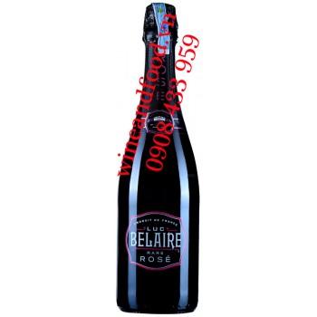 Rượu vang nổ Luc Belaire Rosé 750ml
