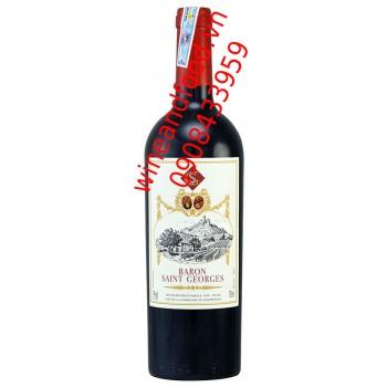 Rượu Baron Saint Georges 750ml